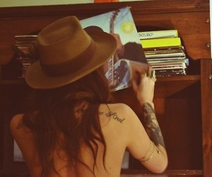 70s, cd, and hat image