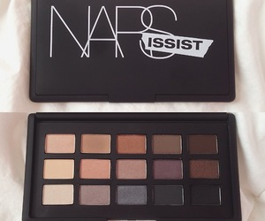 nars, makeup, and eyeshadow image