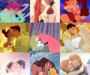 disney, snow white, and kiss image