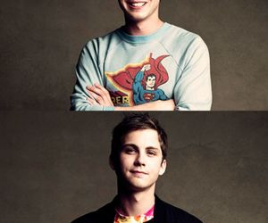logan lerman, cute, and percy jackson image
