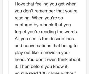 book, lost, and reading image