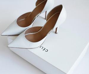 fashion, shoes, and celine image