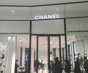 chanel, tumblr, and pale image