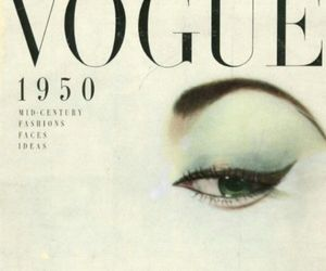 vintage and vogue image