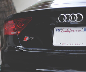 audi, sexy, and back image