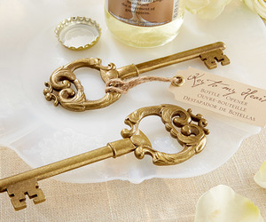 bottle opener, wedding favors, and personalized favors image