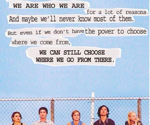 quote, wallflower, and perks image