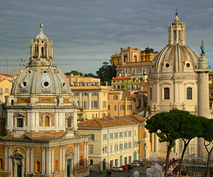 beautiful, clouds, and roma image