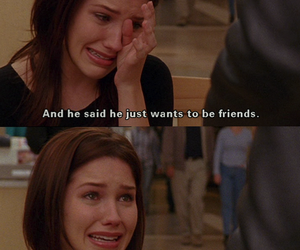 sad, quote, and friends image