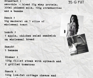 abs, calories, and carbs image