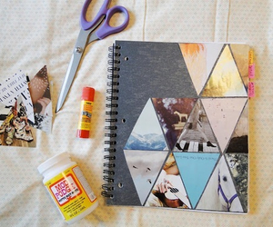 cutout, scrapbooking, and pictures image