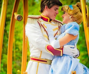cinderella, disney, and prince image