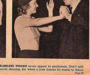 dating, funny, and old image