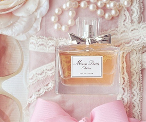 perfume, pink, and dior image