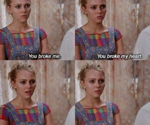 always, broken heart, and Carrie Bradshaw image