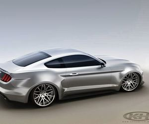 ford, 2015, and mustang image