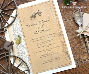 chic, informal, and rustic image
