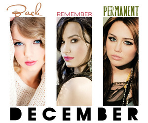 december, Taylor Swift, and demi lovato image