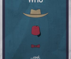 doctor who, bow tie, and cool image
