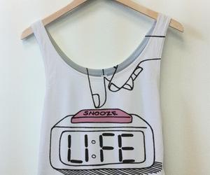 fashion, life, and snooze image