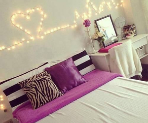 bedroom, Houses, and decor image