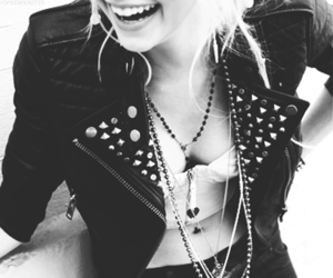 Taylor Momsen, smile, and blonde image