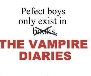 tvd, boy, and vampire image