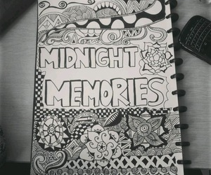 one direction and midnight memories image