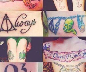 always, art, and deathly hallows image