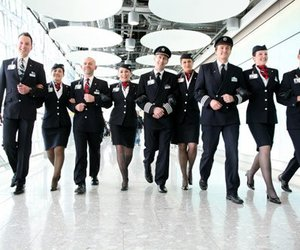 captain, cabin crew, and tcp image