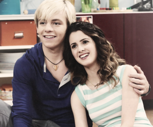 austin and ally, disney, and ross lynch image
