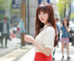 ulzzang and human barbie doll image