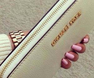 nails, Michael Kors, and fashion image