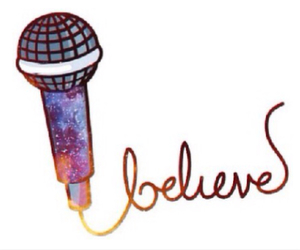 believe, galaxy, and microphone image