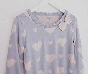 fashion, cute, and heart image