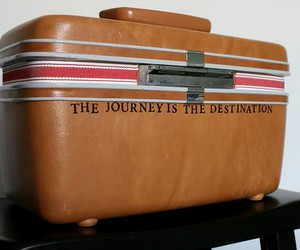 suitcase and travel image