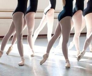 dance, exercise, and lovely image