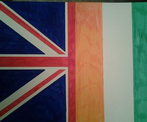flag, ireland, and london image