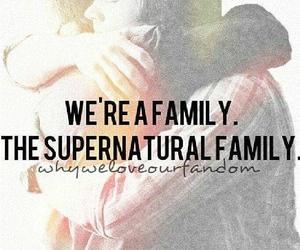 supernatural, family, and jared padalecki image