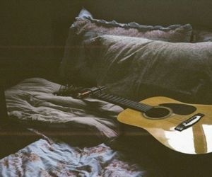 gibson, guitar, and music image