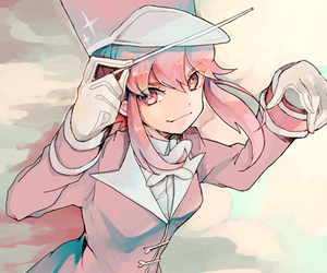 music, nonon jakuzure, and pink image