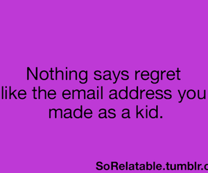 kids, funny, and quote image