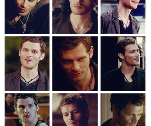 klaus, The Originals, and love image