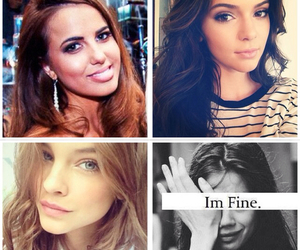 one direction, eleanor calder, and perrie edwards image