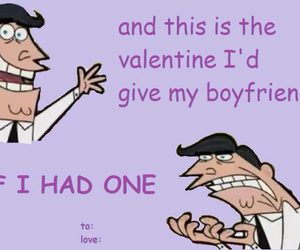 funny, valentine, and valentines day image