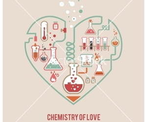 chemistry, heart, and romance image