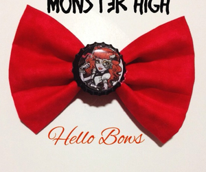 bows, tumblr, and hairbows image