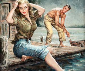 vintage romance image
