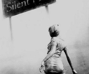 silent hill and horror image