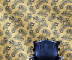 old chair, perfection, and wallpaper image